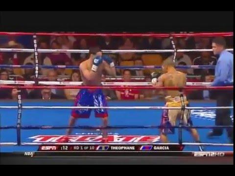 Danny Garcia vs Ashley Theophane