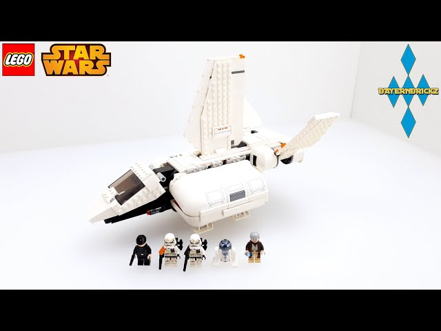 Lego Star Wars - 75221 Imperial Landing Craft / Imperiale Landefähre