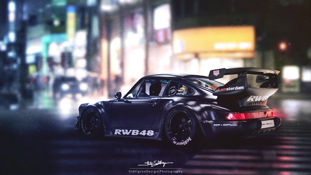 Rwb 4k Wallpaper: Making Of RWB48 Porsche 4K