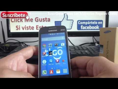 Razones para comprar un Samsung Galaxy Ace 4 Duos SM-G313ML/DS Español