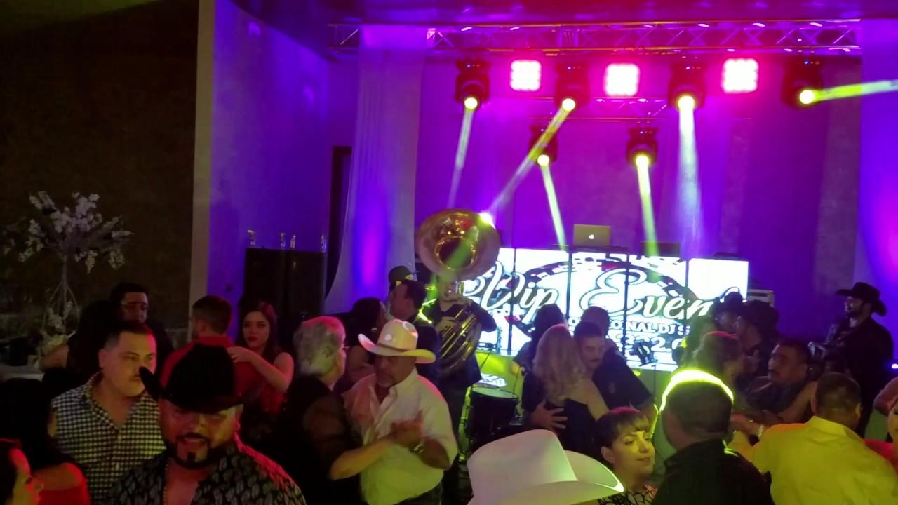 VIP Events DJ Service Y Treinta Treinta Norteno Banda @ NAGAB (Boda ...