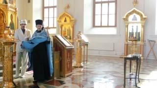 Венчание в Свято-Троицком храме Пермь,