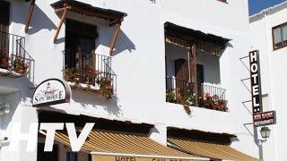 Hotel Rural San Roque en Pitres