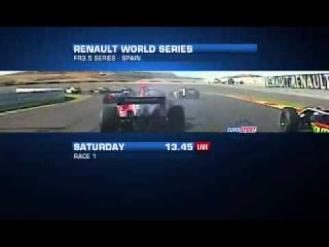 World Series by Renault Tv-Trailer EUROSPORT