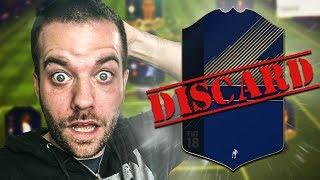JE DOIS DISCARD CE TOTY SI JE PERD - FIFA18