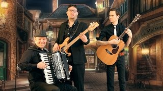 Gambar cover French Accordion Jazz Musette Music Paris- SWING VALSE - Huib Hölzken, Tim, Bob, Akkordeon Victoria