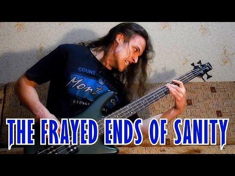 Metallica The Frayed Ends of Sanity bass cover | free bass tab on AndriyVasylenko com