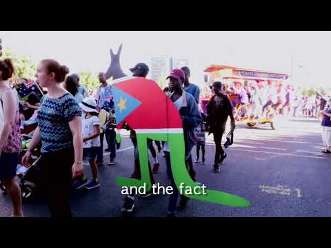 Celebrating Diversity presented by Australia Post: Australia Day Parade