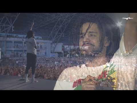 J-Cole LIVE in Abu Dhabi, UAE - Yasalam, Formula 1 Grand Prix After-Race Concert 2017