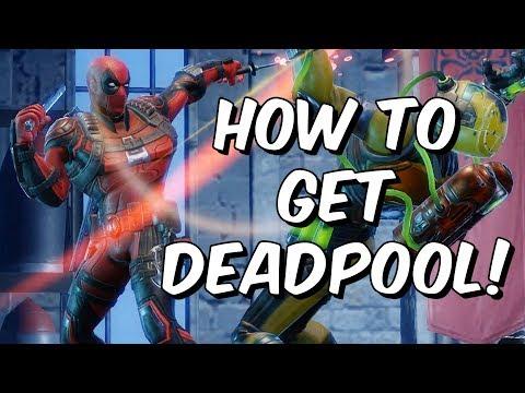How To Get Deadpool! - Legendary Event Playthrough - Marvel Strike Force