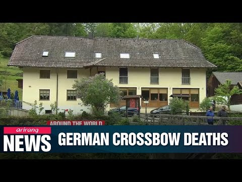 German crossbow deaths police find more bodies