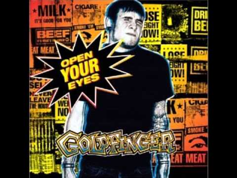 Goldfinger - It's your life
