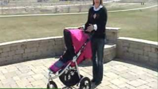 Baby Gizmo Bumbleride Indie 2009 Stroller Review