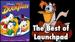 DuckTales: The Best of Launchpad DVD Vol. 1