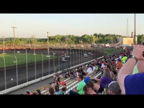 Lakeside Speedway Heat Race 6/29/2018