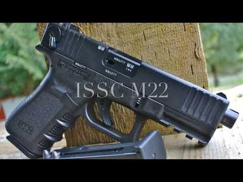 ISSC M22 Pistol Review