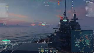 World of Warships OHHH i love u Scharnhorst!!!
