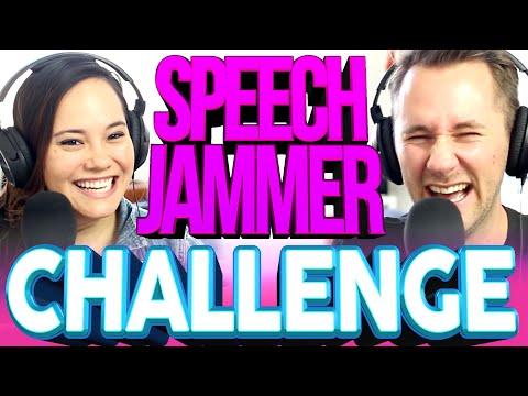 SPEECH JAMMER CHALLENGE | Matthias & Lana McKissack