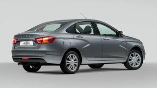 Новые версии Lada Vesta уже в продаже