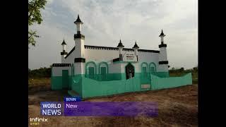 Benin Ahmadi Muslims announce three new mosques