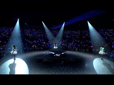 """『劇場版 蒼き鋼のアルペジオ -アルス・ノヴァ−DC』Blu-ray 特典Blu-ray Disc 「Trident 1st LIVE """"Blue Snow"""" ダイジェスト"""