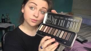 w7 makeup review   tutorial