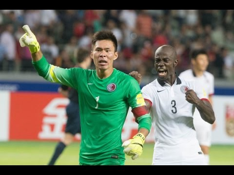 Hung-Fai Yapp 葉鴻輝 GK || We Are Hong Kong || Best Saves For Hong Kong National Team || HD ||