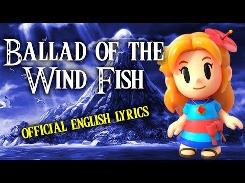 Zelda: Link's Awakening - Ballad Of The Wind Fish [Official English Lyrics]