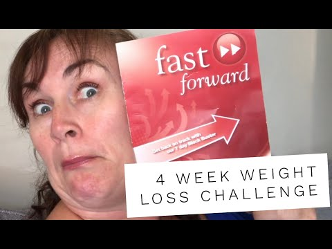 Slimming World Fast Forward Plan | Weight Loss Update