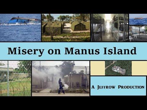 Misery on Manus Island-NEW 2017 Melbourne Rally