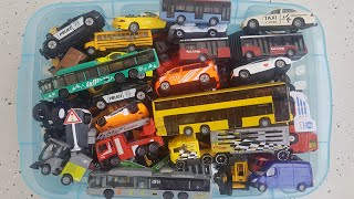 100+ Toy Cars Big Collection Small Cars for Kids
