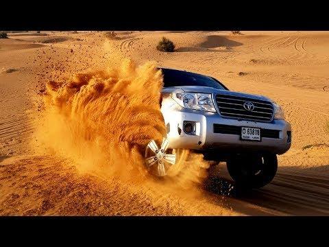 Dune Bashing In Dubai | Dubai Desert Safari - Rayna Tours & Travels