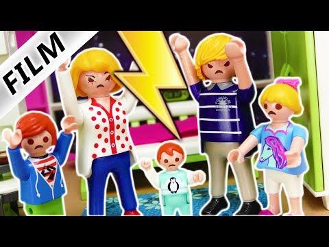 Playmobil Film Deutsch - SCHEIDUNG BEI MAMA + PAPA? BEI WEM BLEIBEN DIE KINDER?! Familie Vogel