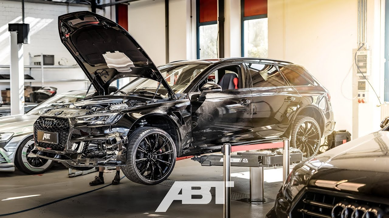 Audi Rs4 2018 >> Umbau eines ABT RS4-R | ABT Sportsline - YouTube