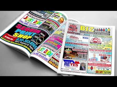 Biz Booster Monthly Advertising/Marketing