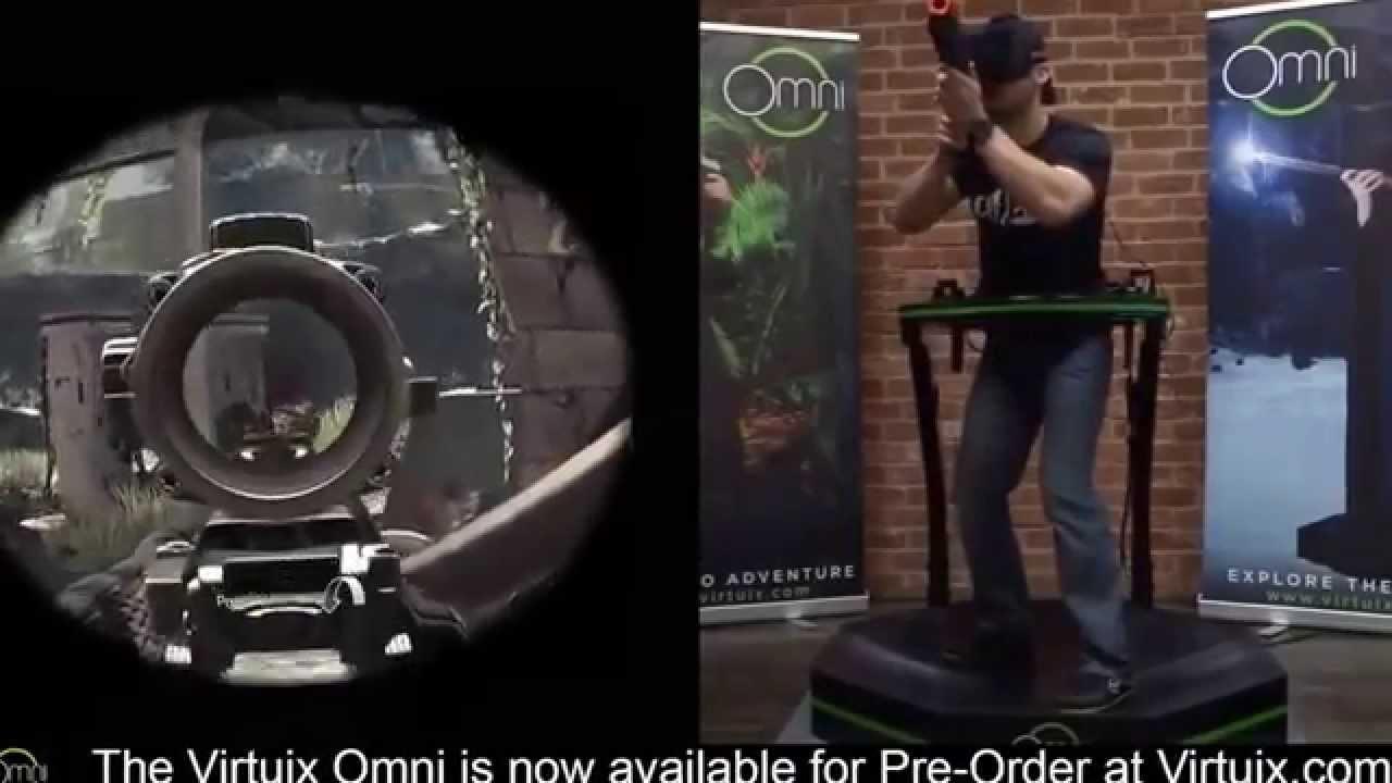 Juegos De La Realidad Virtual Call Of Duty Youtube