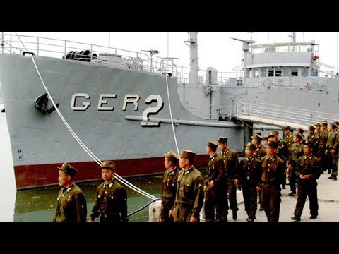 North Korea seizes USS Pueblo - 1/23/1968