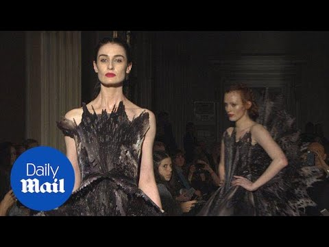 LFW: Savage Beauty preview