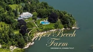 Copper Beech Farm, Greenwich, Connecticut: SOLD