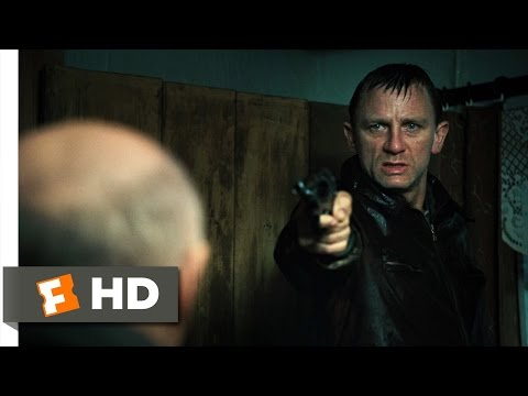Defiance (1/8) Movie CLIP - For My Parents (2008) HD