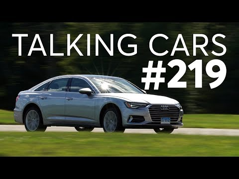 2019 Audi A6 First Look; All-Electric Ford F-150 | Talking Cars with Consumer Reports #219