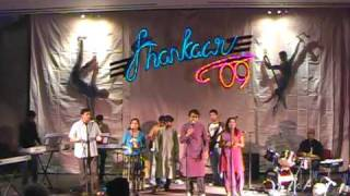 ISA Freshers 2009 - Hindi Medley Part2