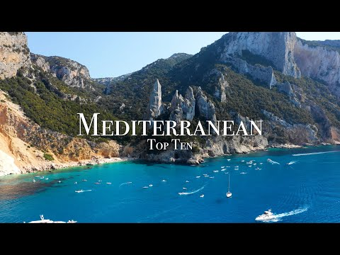 Top 10 Places In The Mediterranean - 4k Travel Guide| Travel & Events