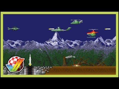 Amiga Longplay [054] Silkworm