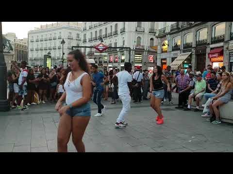 Bailando Salsa cubana l timba cubana l Madrid Timbera