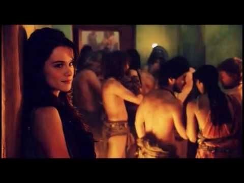 Spartacus & Laeta/Gannicus & Sybil - Wicked Game