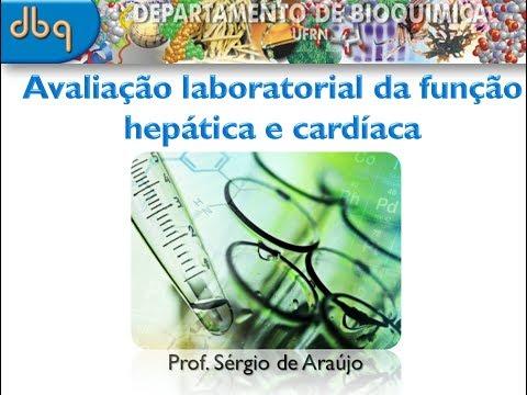 Видео Exames funcao hepatica