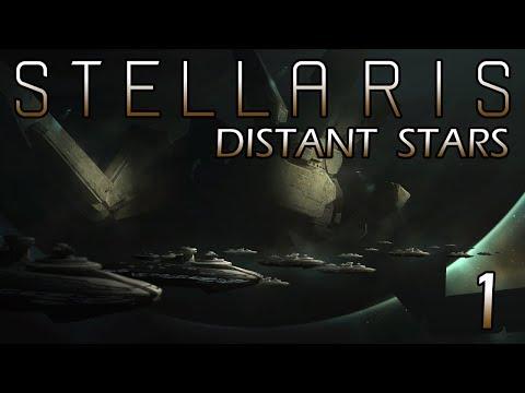Stellaris: Distant Stars Part 1 - For Science!