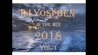 די.גי יוסי בן בסט מיקס מזרחי חורף 2018 dj yosi ben super mix