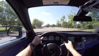 2017 Rolls-Royce Ghost Series 2 Black Badge POV Test Drive